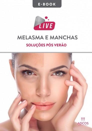 E-book Adcos Profissional - MELASMAS E MANCHAS